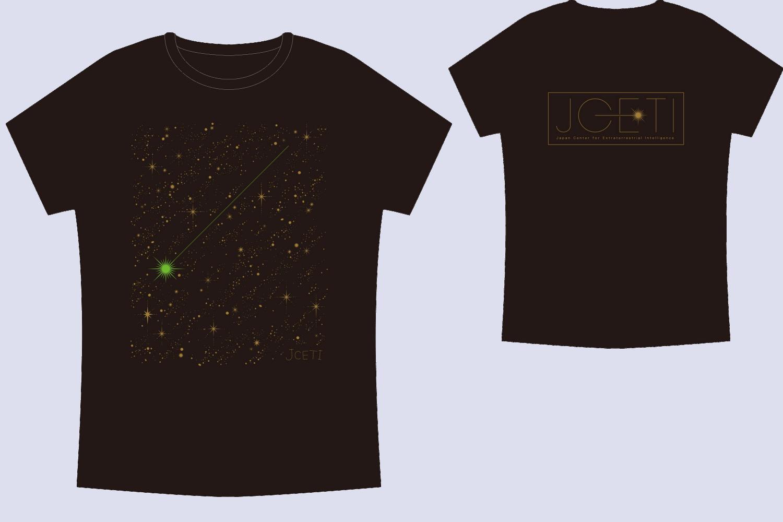 JCETIオリジナルTシャツ(ブラック)